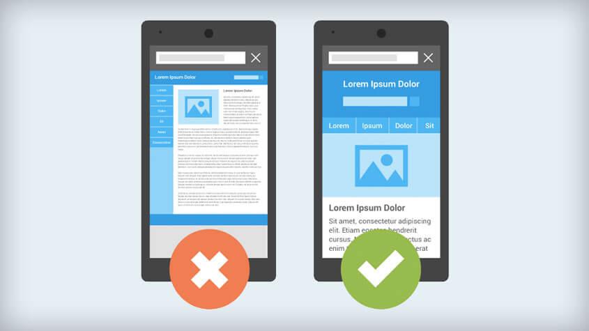 افزایش تاثیر بهینهسازی برای تلفن همراه در جستجوگر گوگل